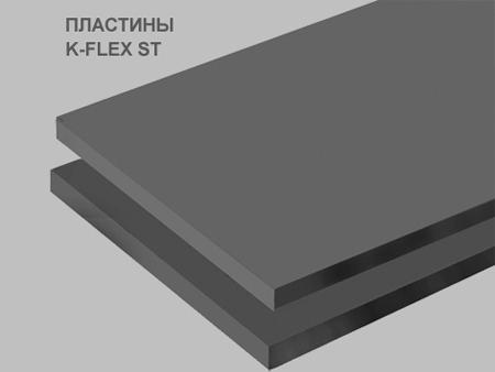 Виброизоляционный материал k flex st
