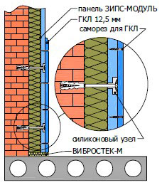схема зипс модуль