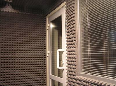 Звукоизоляция студии звукозаписи Mappysil (Мапписил)